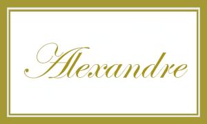 Alexandre
