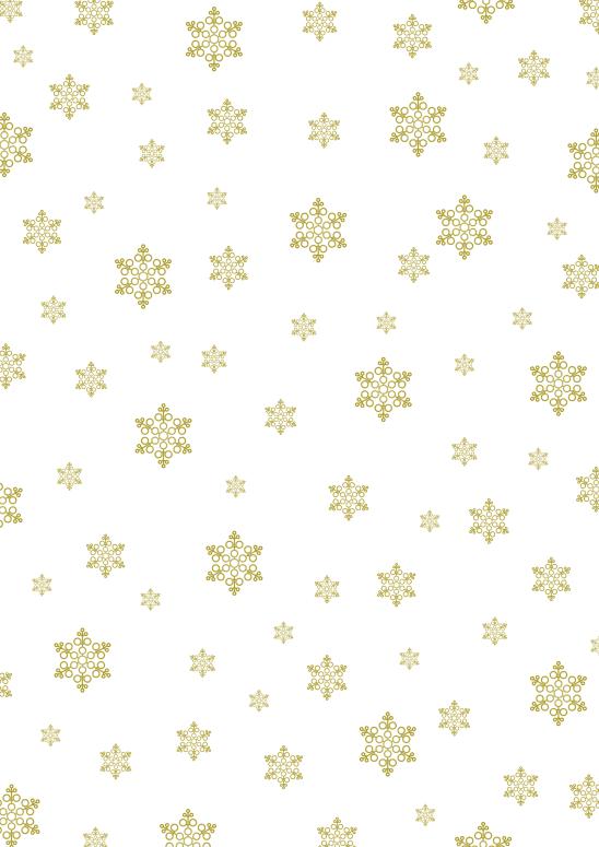 étoiles or sur blanc