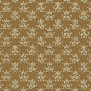 damas vert sur brun