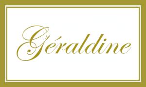 Géraldine