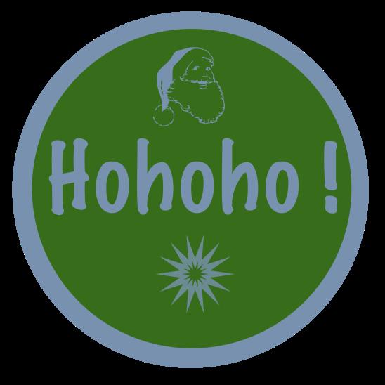 hohoho bleu vert