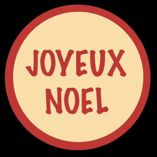JOYEUX NOEL ROUGE