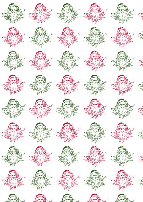 noel rouge vert blanc2
