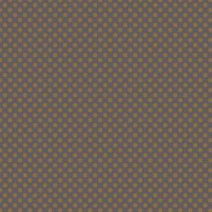 pois brun sur fond gris