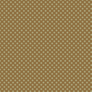pois vert sur brun