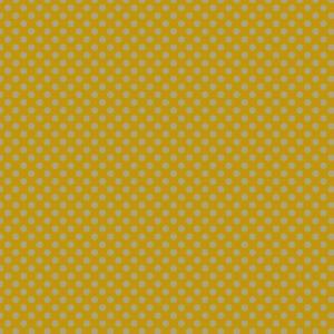 pois vert sur jaune