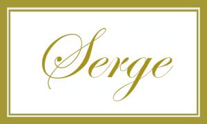 Serge