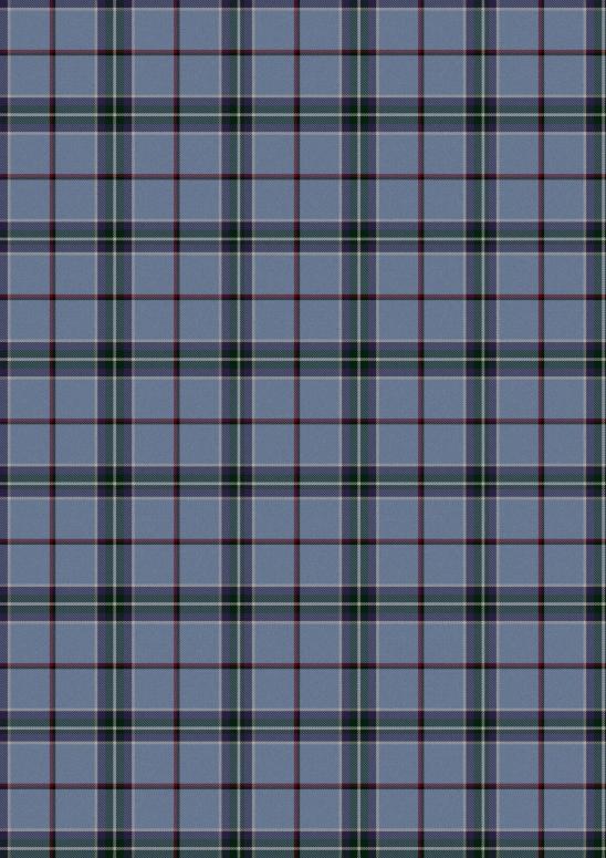 écossais bleu A4 3