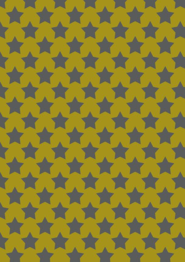 doré gds étoiles grises