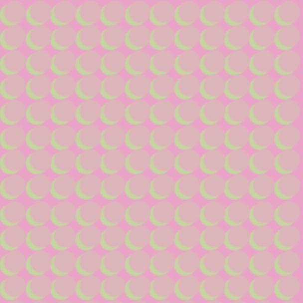 abstract rose vert