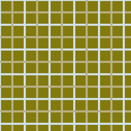 carreaux sur fond vert foncé