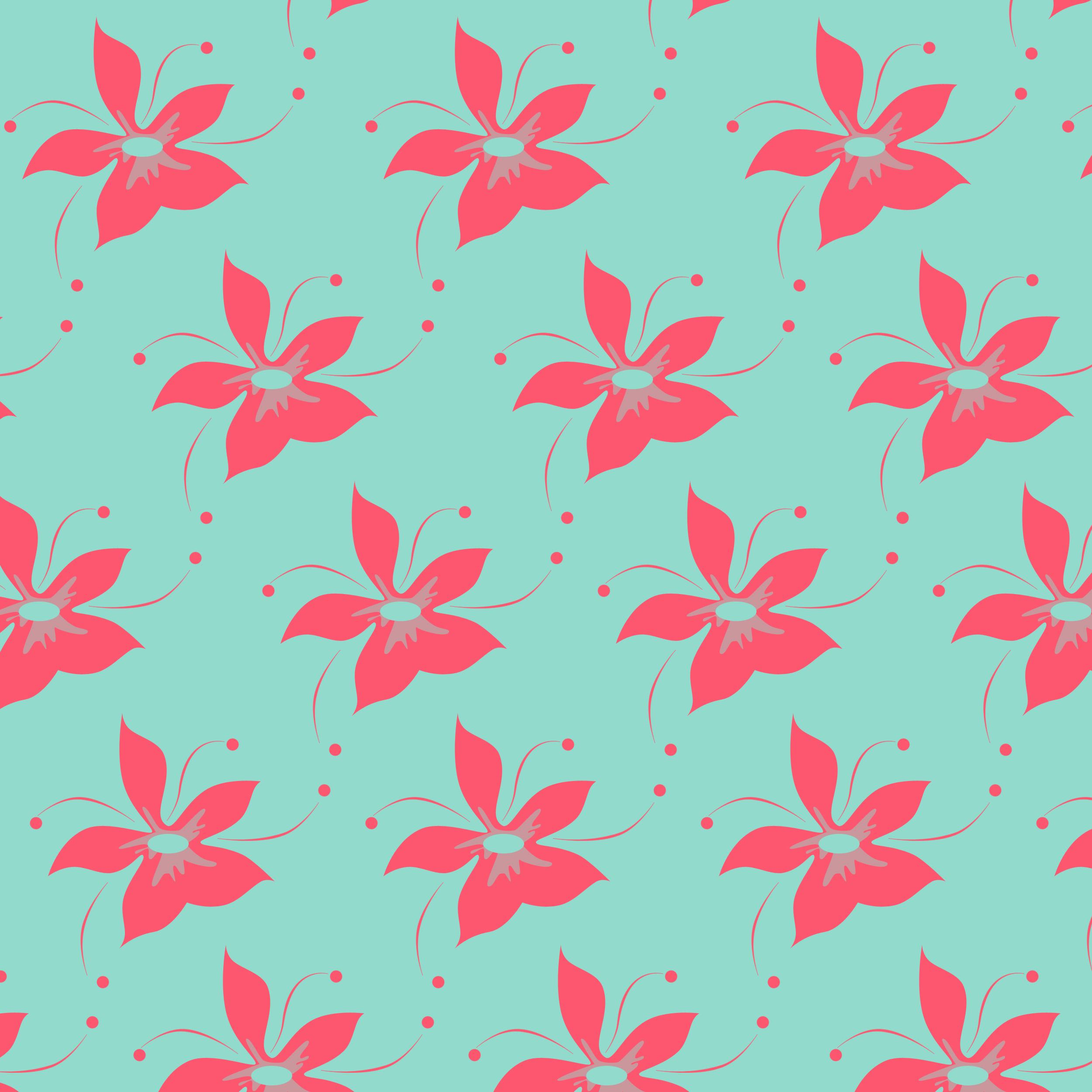 tous les jours une petite suite aux papiers fleurs babanew. Black Bedroom Furniture Sets. Home Design Ideas