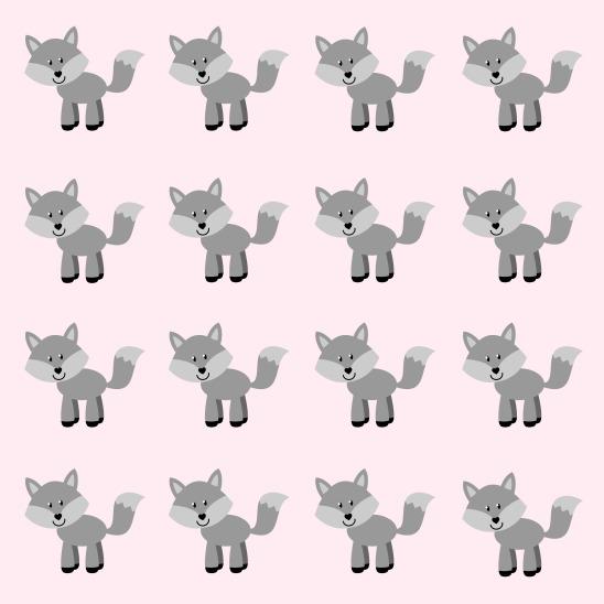loups enfants