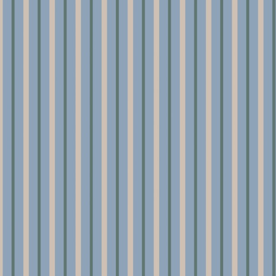 rayures sur fond bleu