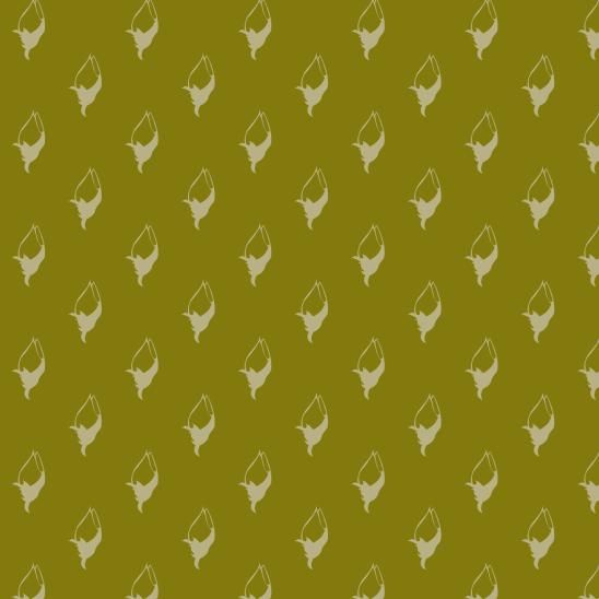 tulipes vert pale sur vert foncé