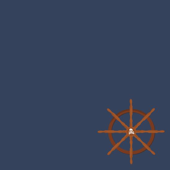barre pirate des mers