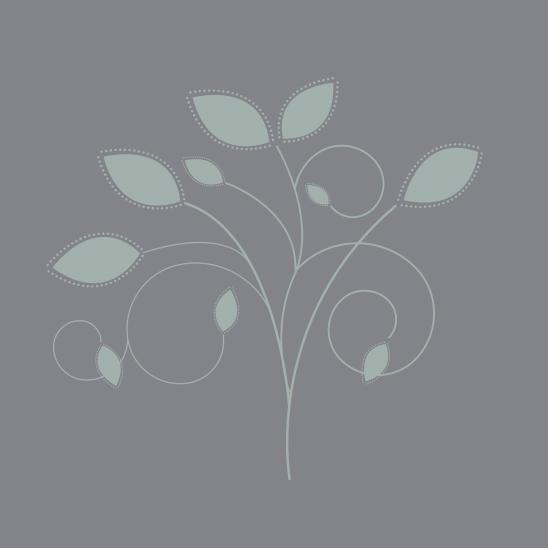 bouquet vert clair sur gris