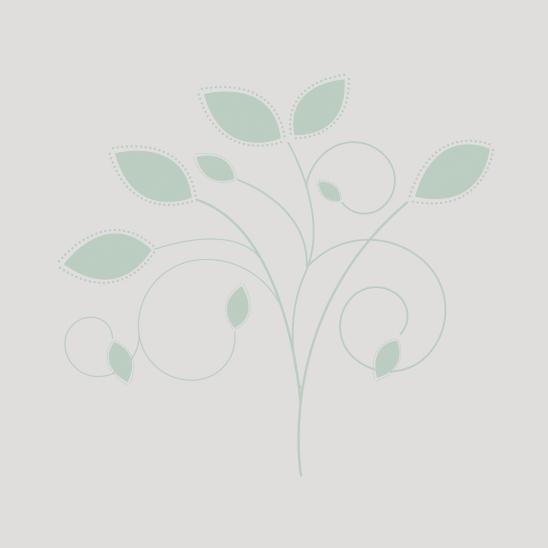 bouquet vert sur greige