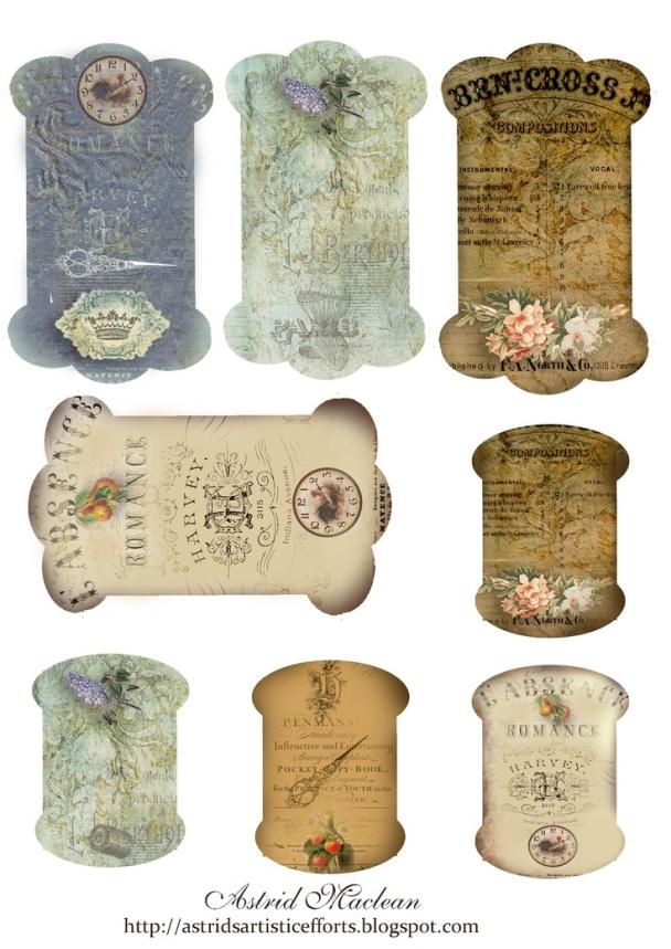 cartonnettes