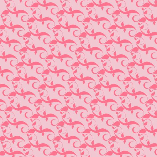 deco fushia sur rose