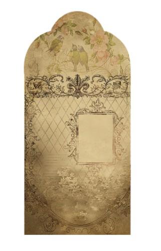 les derniers papiers vintage babanew. Black Bedroom Furniture Sets. Home Design Ideas