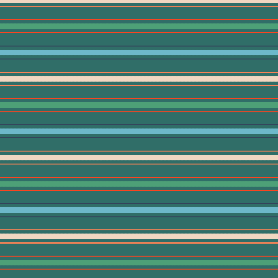 ligné sur vert foncé