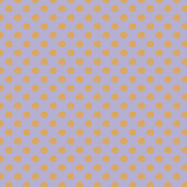 pois jaune sur mauve