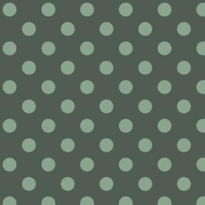 gros pois vert clair sur vert foncé