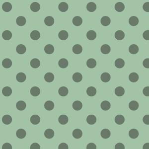 gros pois vert foncé sur vert clair