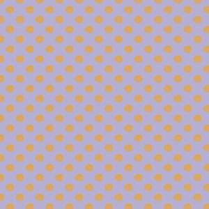 pois jaunes sur mauve