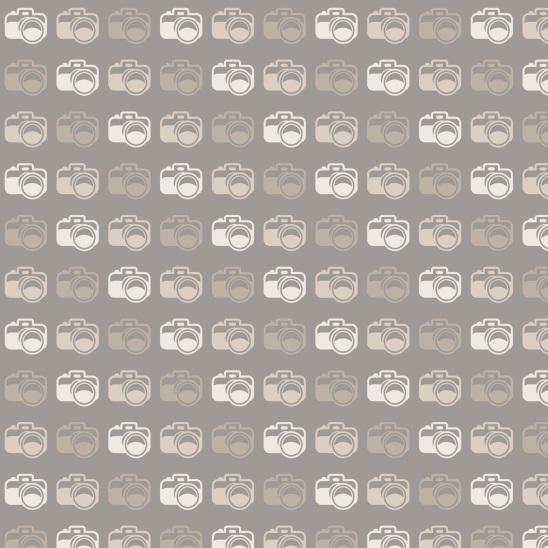 app photo sur gris