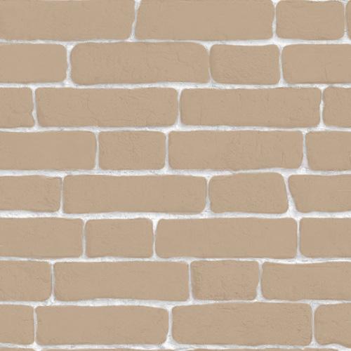 briques brunes