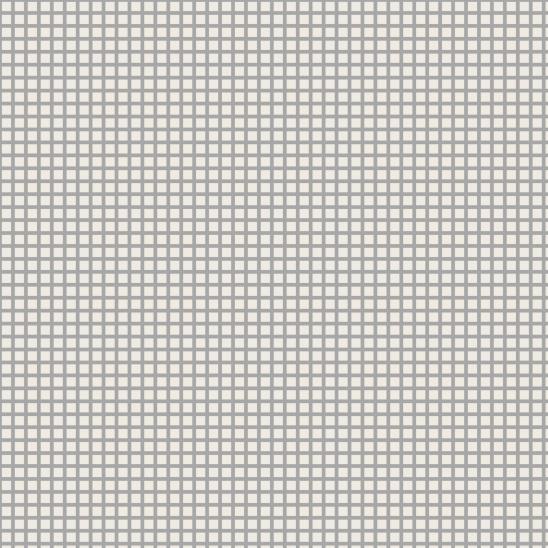 carreaux gris sur crème
