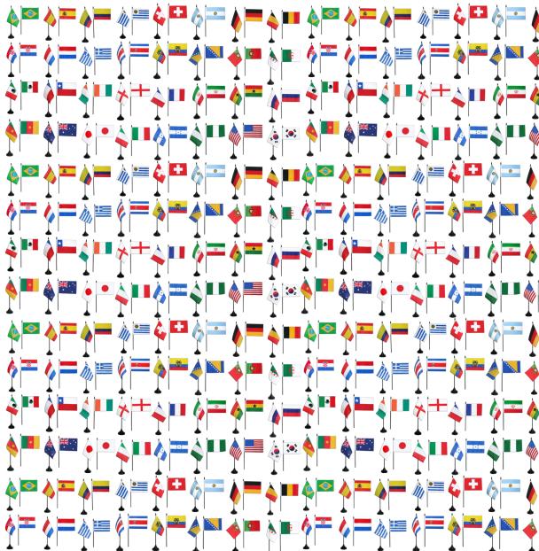 drapeaux droits