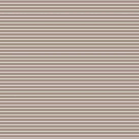 lignes crème sur brun gris
