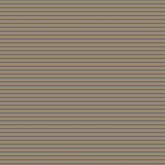 lignes gris foncé sur brun
