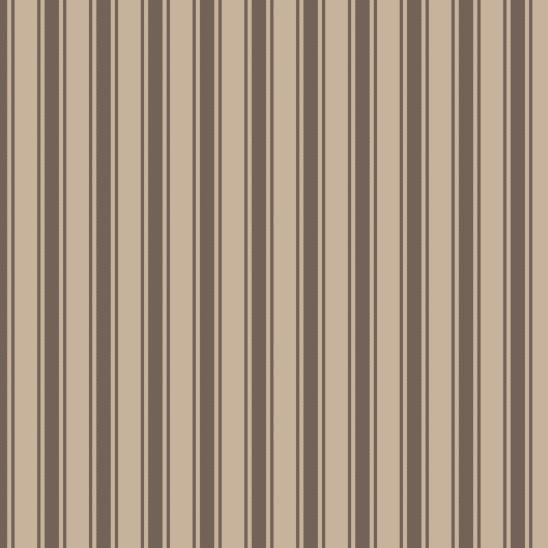 rayures brunes sur beige