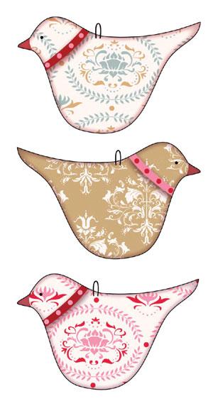 tilda forest birds