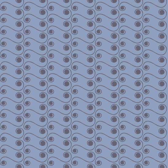 vagues grises sur bleu ciel