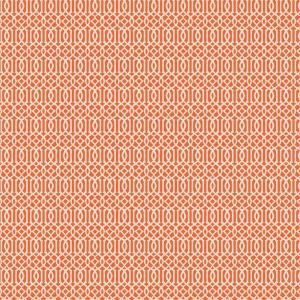 geométrique orange