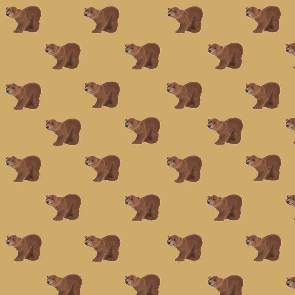 oursons dorés