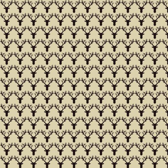 cerfs beige