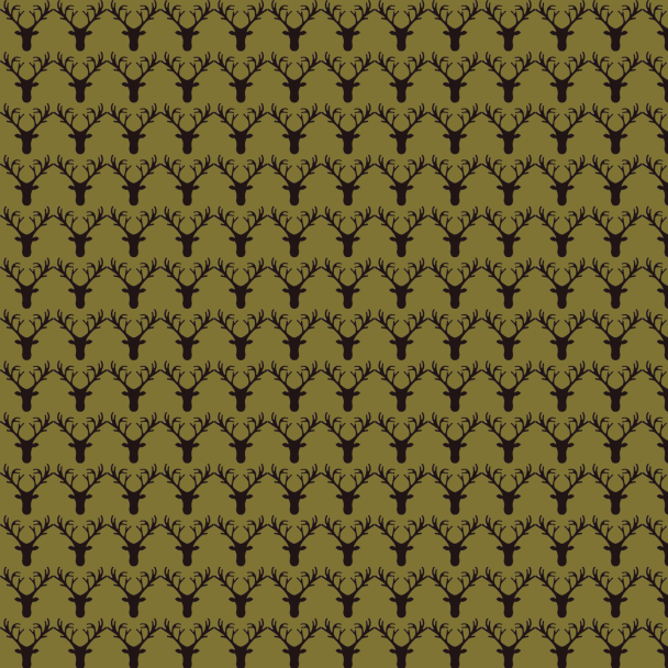 cerfs verts