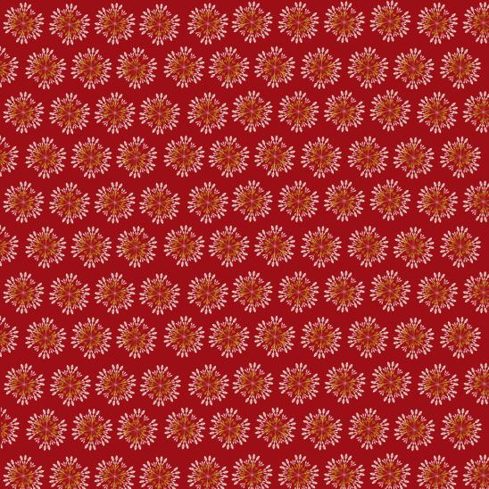 papier noel rouge
