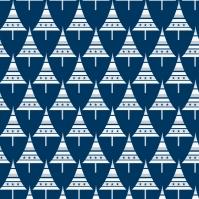sapins p bl sur bleu