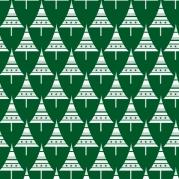 sapins p bl sur vert