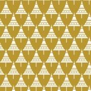 sapins p sur doré